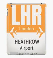 615d7176886467 London Heathrow Airport iPad Cases   Skins