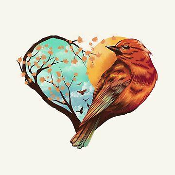 Love Bird by dandingeroz