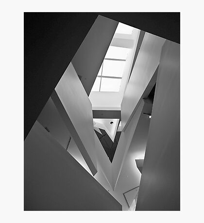 Ian Potter Gallery, Federation Square, Melbourne Photographic Print