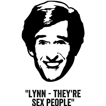 "Alan Partridge ""Sex People"" Quote by ComedyQuotes"