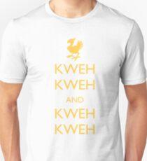 Keep Calm Chocobo Unisex T-Shirt