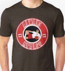 Always Reblog logo T-Shirt