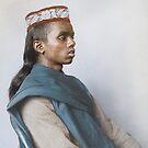 Identified as Thumbu Sammy, 17, Hindu - Ellis Island, 1907 by Marina Amaral