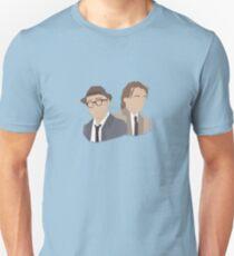 'Bottom' / 'Rik Mayall' Vector Artwork Unisex T-Shirt