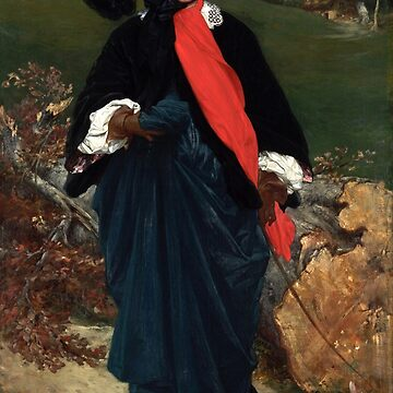 """Frederic Leighton """"Portrait of May Sartoris"""" by ALD1"""