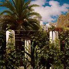 "Frederic Leighton ""Garden of an Inn, Capri"" by Alexandra Dahl"