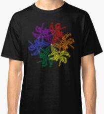 Nature Colour Wheel Classic T-Shirt