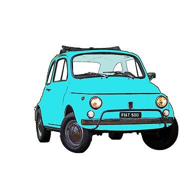 No small Fiat by johnnyvu