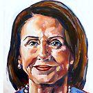 Speaker Pelosi by TL Duryea