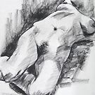 Life drawing 1, 4th Feb by Mick Kupresanin