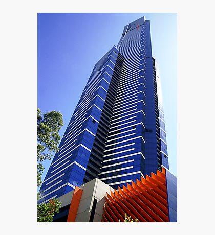 Eureka Tower, Melbourne, Australia Photographic Print