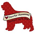 Newfie Obsessed by Christine Mullis