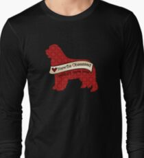 Newfie Obsessed Long Sleeve T-Shirt