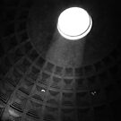 Pantheon, Rome by Rodney Johnson