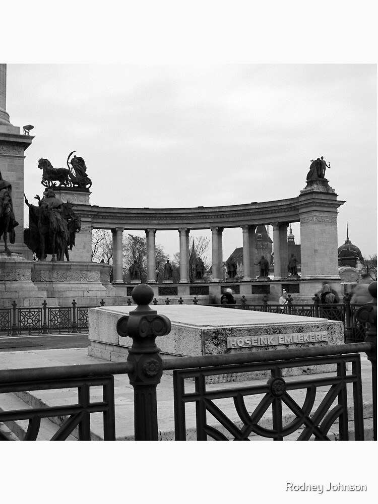 Heroes' Square, Budapest by rodneyj46