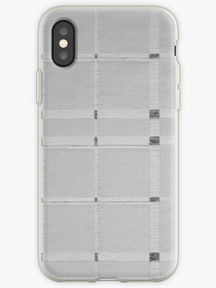 new arrival 03e1b 4e9ec 'Burberry Gray Print iPhone 7,8 Plus Case' iPhone Case by webeller