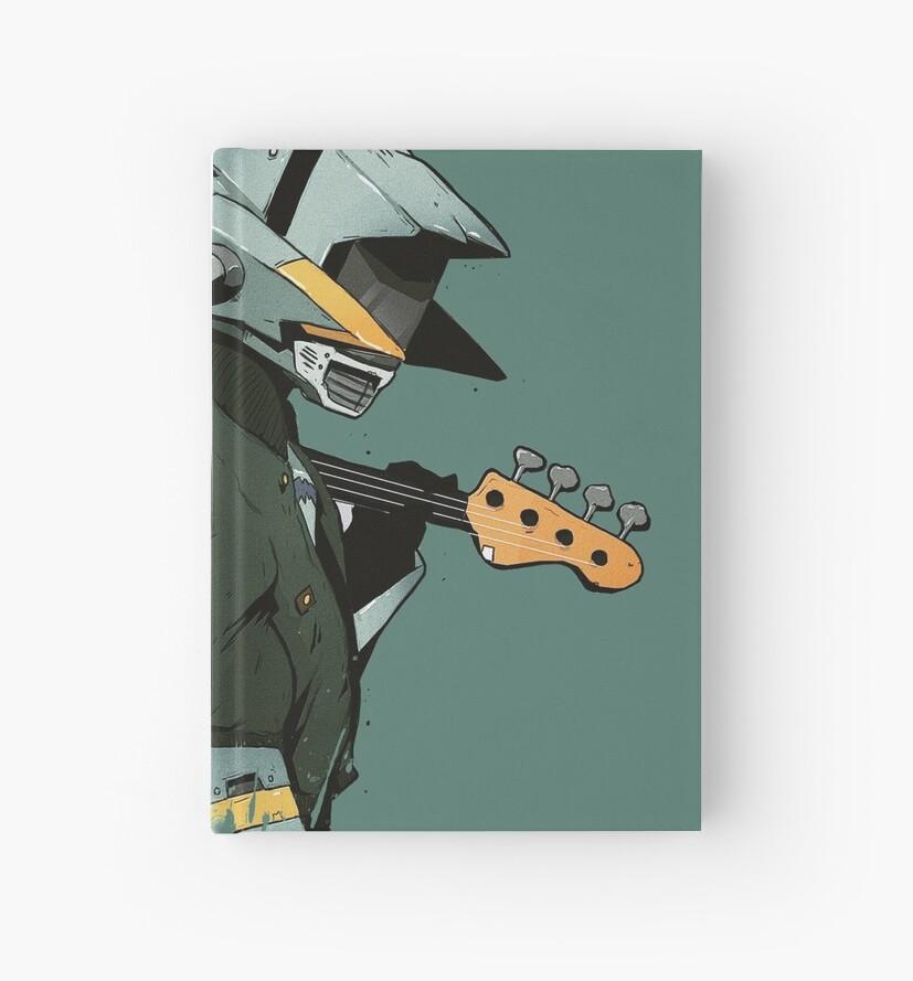 FLCL-Gitarre von Hinata Lexy Lin