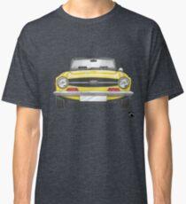 Geo3 Yellow Six Doodle Classic T-Shirt