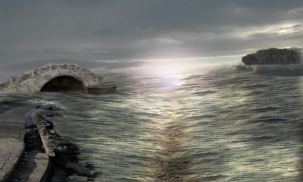Sea light by sattva