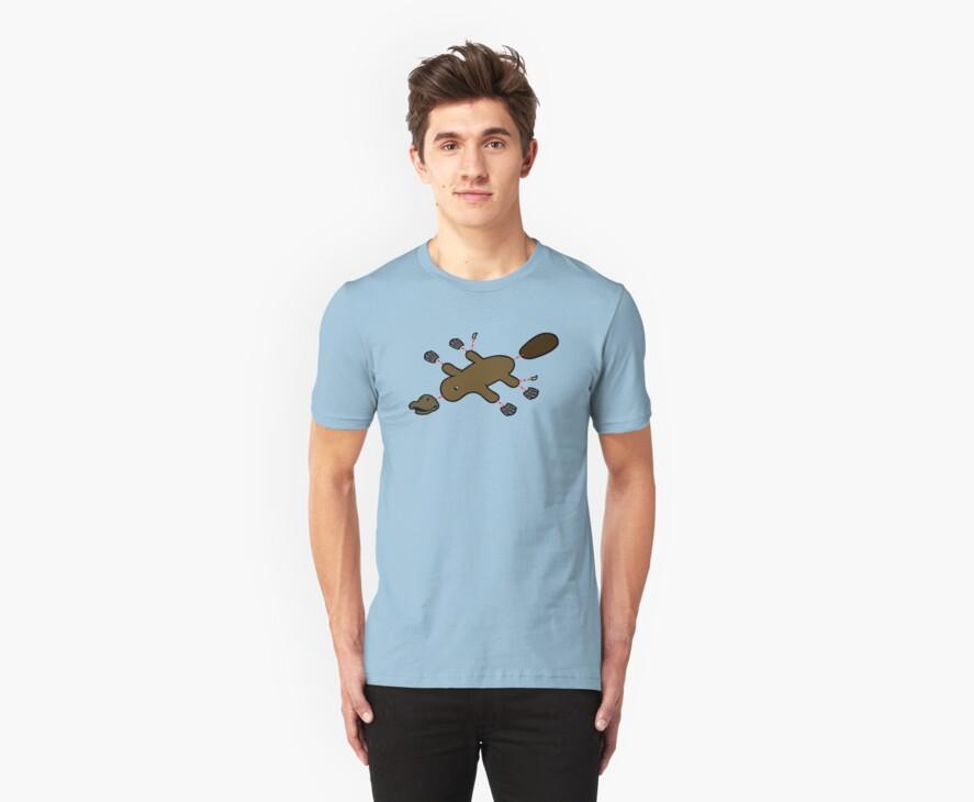 Platypus Diagram by jezkemp