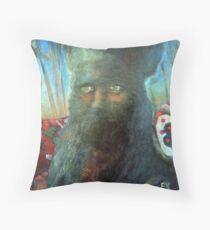 Tuareg Throw Pillow