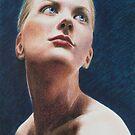 « Portrait  » par Fabienne Monestier