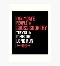 dating en cross country runner