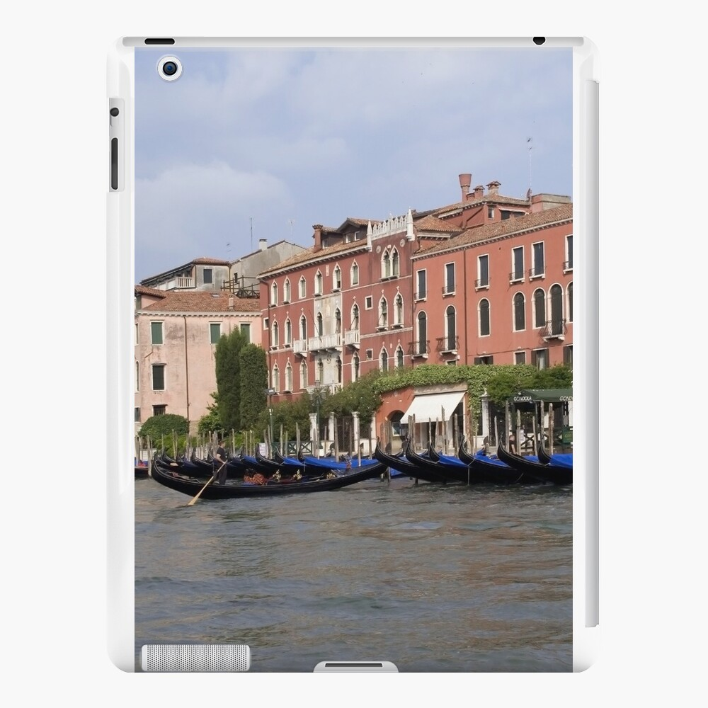 The Grand Canal iPad Cases & Skins