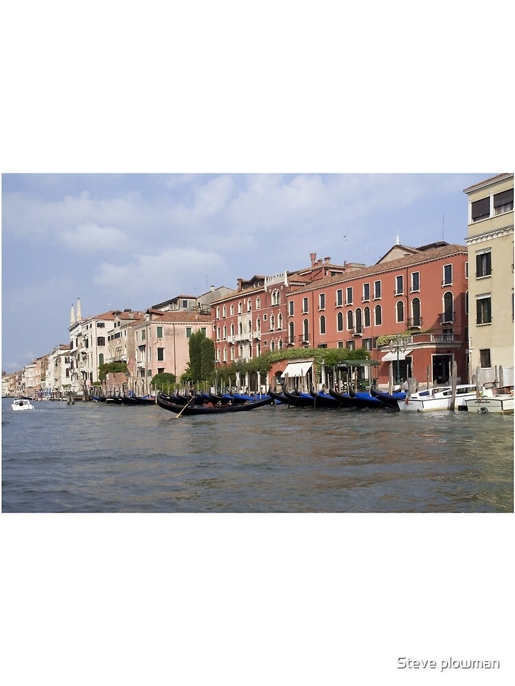 The Grand Canal by pluffy