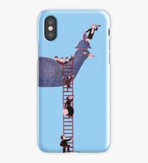 Bird Rescue Boat iPhone Case