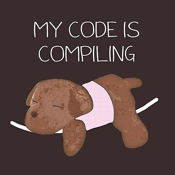 My Code Is Compiling by geteez