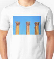 Corinthian Capitals Unisex T-Shirt