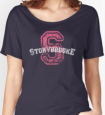 Storybrooke - Pink Women's Relaxed Fit T-Shirt