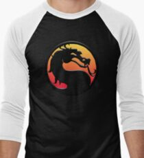 Mortal Kombat Men's Baseball ¾ T-Shirt