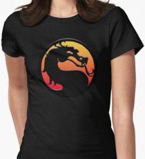 Mortal Kombat Women's Fitted T-Shirt