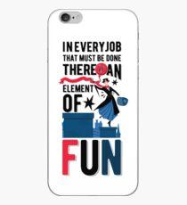 Vinilo o funda para iPhone Mary Poppins