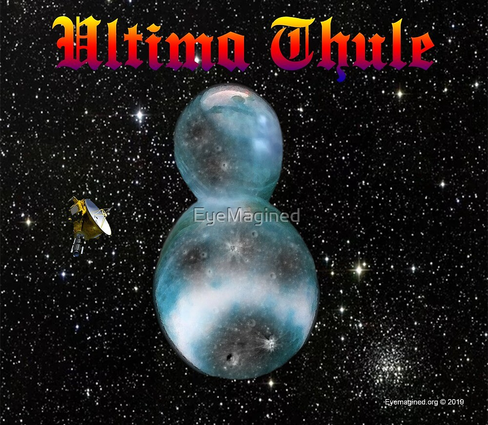 Ultima Thule by EyeMagined