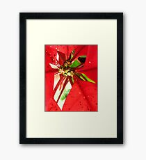Guess what it is..... Framed Print