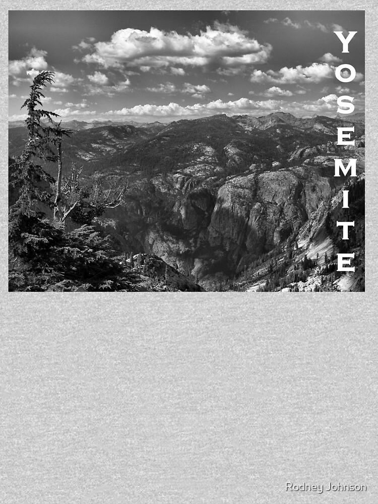 Grand Canyon of the Tuolumne - Yosemite by rodneyj46