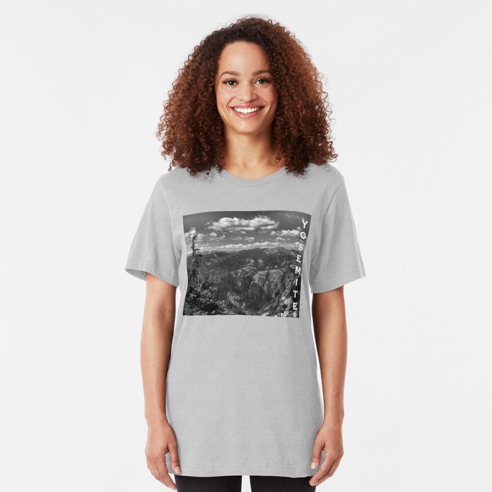 Grand Canyon of the Tuolumne - Yosemite Slim Fit T-Shirt