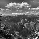 Grand Canyon of the Tuolumne - Yosemite by Rodney Johnson