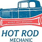 Hot Rod Mechanic von SAVALLAS
