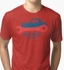 Hot Rod Mechanic Vintage T-Shirt