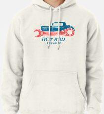 Hot Rod Mechanic Hoodie