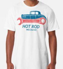 Hot Rod Mechanic Longshirt