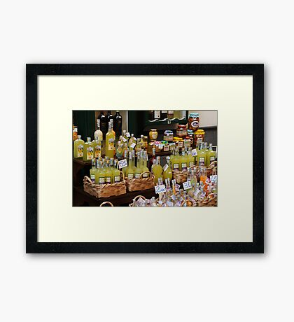 Are You thirsty? Framed Print