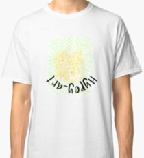 YellowGreen Doodle picture Classic T-Shirt