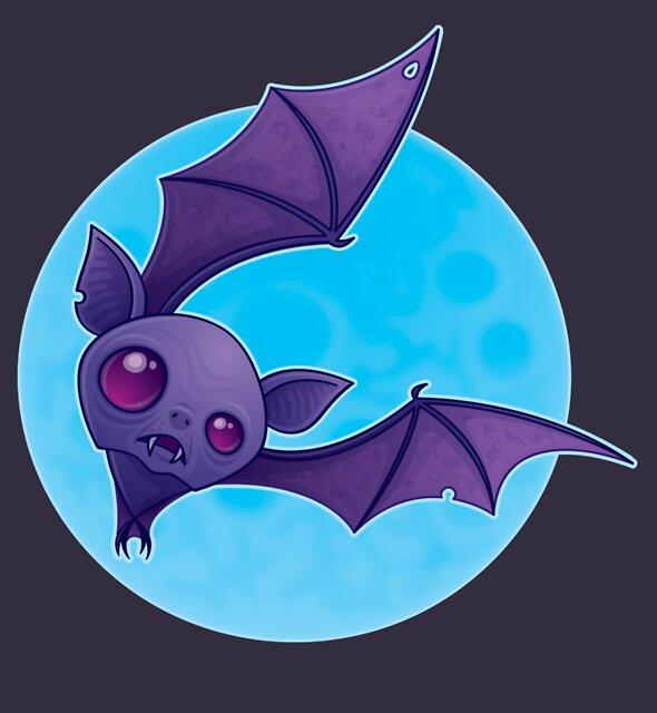 Vampire Bat by fizzgig