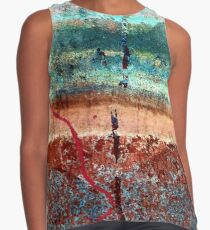 Out of Africa Contrast Tank