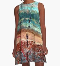 Out of Africa A-Line Dress